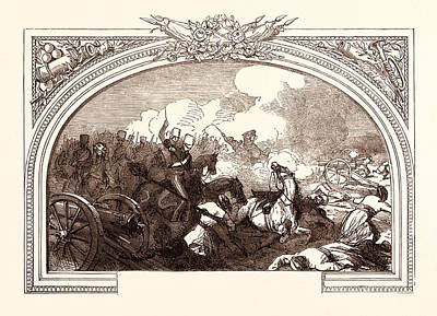 Battle Of Ferozeshah, Lord Gough, December 21st Art Print
