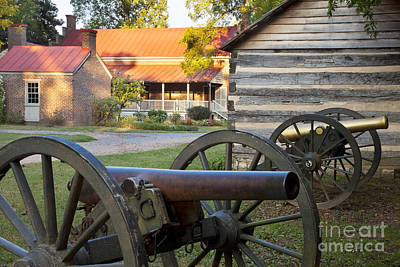 Historic Battle Site Photograph - Battle Of Franklin by Brian Jannsen