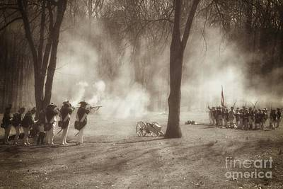 Photograph - Battle Of Guilford Court House by Benanne Stiens
