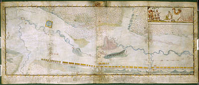 Battle Of St Gothard Art Print