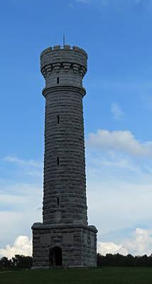 Photograph - Battlefield Tower by Aaron Martens