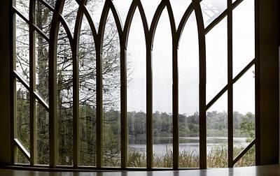 Baughman Center Window Original
