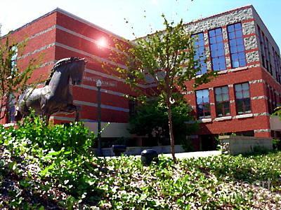 Photograph - Baum School Of Art - Allentown Pa by Jacqueline M Lewis