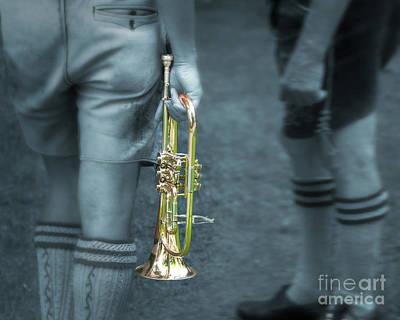 Photograph - Bavarian Blues by Edmund Nagele