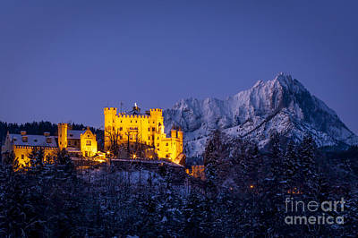 Photograph - Bavarian Castle by Brian Jannsen