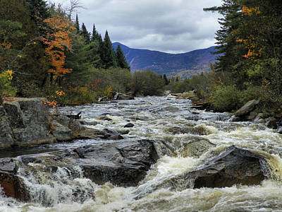 Photograph - Baxter State Park 17 by Gene Cyr
