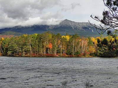Photograph - Baxter State Park 8 by Gene Cyr