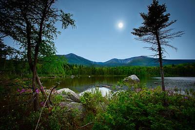 Photograph - Baxter State Park by John Haldane