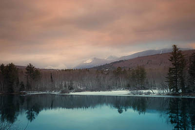 Baxter State Park Maine  Art Print by Trace Kittrell