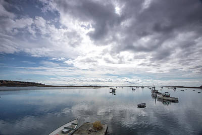 Quiet Town Photograph - Bay Area Boats II by Jon Glaser