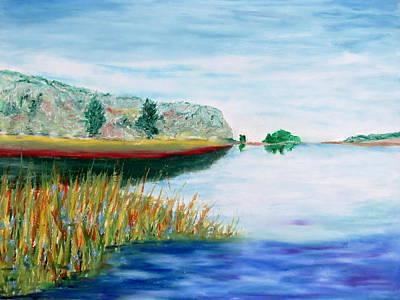 Pastel - Bay Away by Daniel Dubinsky