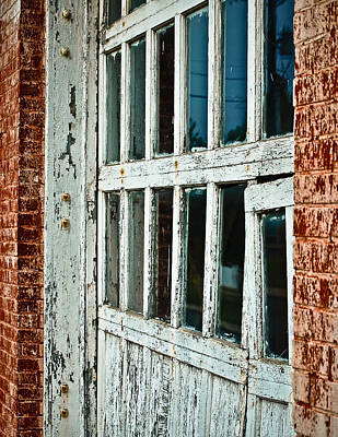 Photograph - Bay Door by Greg Jackson