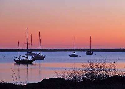 Photograph - Bay Harbor by K L Kingston