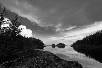 Photograph - Bay Of Isles by Ted Raynor