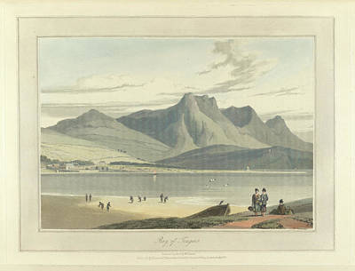 Bay Of Tongues Art Print by British Library
