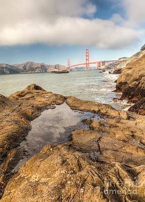 Photograph - Bay Pools  by Charles Garcia