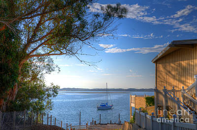 Photograph - Bay View Day by Mathias