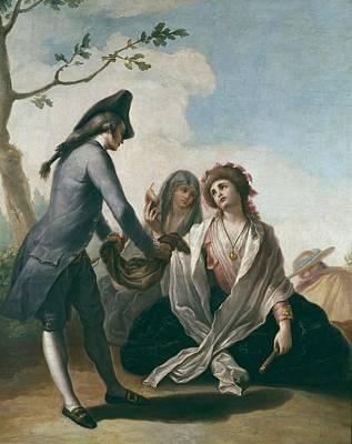 Bayeu Y Subias, Ram�n 1746-1793 Art Print by Everett