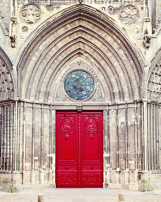 Photograph - Bayeux Cathedral - France by Melanie Alexandra Price