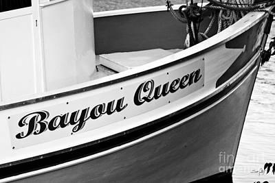 Bayou Queen Art Print by Scott Pellegrin