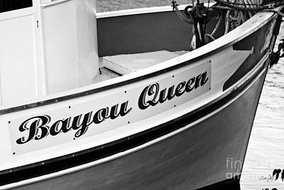 Bayou Queen Print by Scott Pellegrin