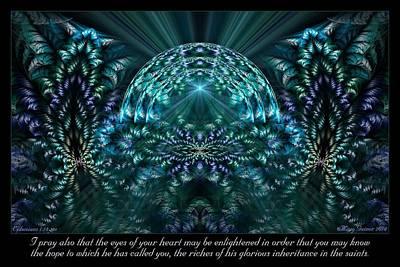 Digital Art - Be Enlightened by Missy Gainer