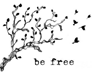 Photograph - Be Free by Jennifer Kimberly