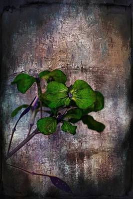 Mixed Media - Be Green by Aaron Berg