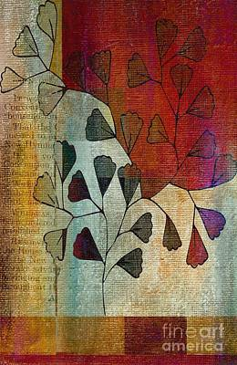 Believe Digital Art - Be-leaf - 134124167-bl22t1 by Variance Collections