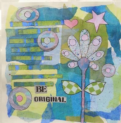 Be Original Art Print