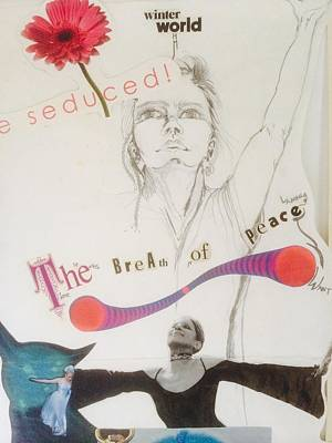 Self-portrait Mixed Media - Be Seduced by Renee Marie