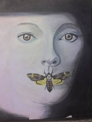 Be Silent Art Print by Stephen Thomson