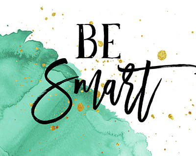 Smart Painting - Be Smart by Amy Cummings