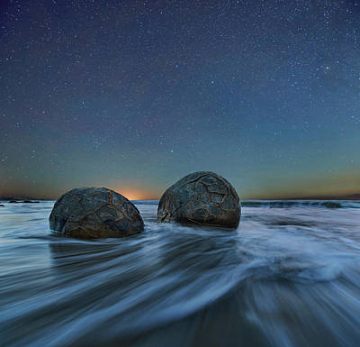 New Zealand Photograph - Be Together by Yan Zhang