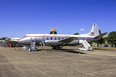 Bea Vickers Viscount Original by Chris Smith