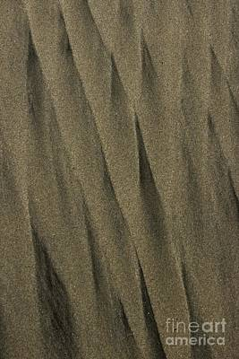 Photograph - Beach Abstract 08 by Morgan Wright