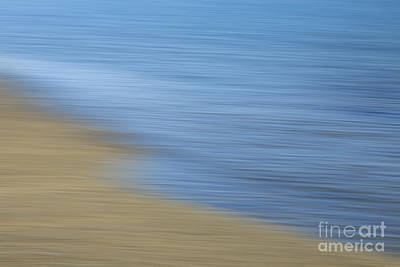 Photograph - Beach Abstract by Karin Pinkham
