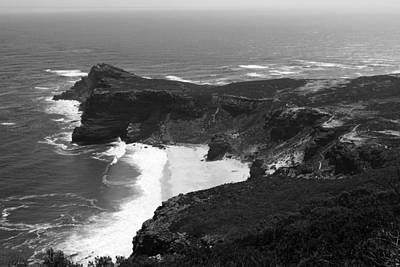 Photograph - Beach At Cape Of Good Hope by Aidan Moran