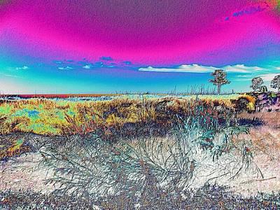 Photograph - Beach Blindness by Annette Allman
