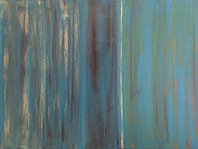 Beach Blues Original by Sara Niyazi