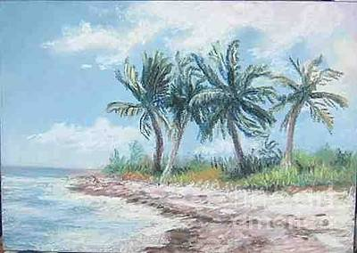 Pastel - Beach Breeze by Ann Becker