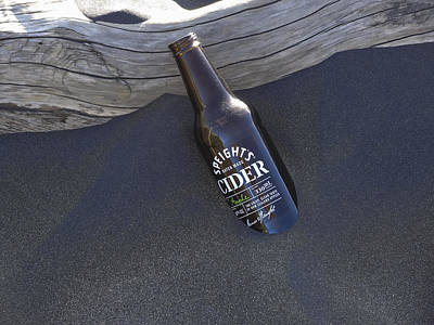 Photograph - Beach Cider by David Yack