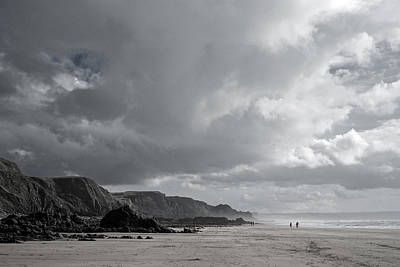 Photograph - The Beach Combers by Christopher Rees