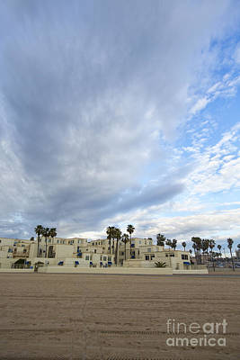 Huntington Beach California Photograph - Beach Condos by Susan Gary