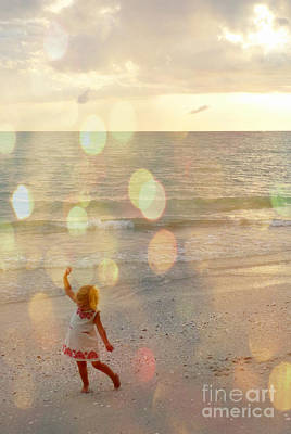 Photograph - Beach Dance by Valerie Reeves