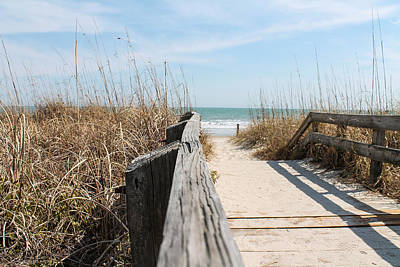 Photograph - Beach Day by Jessica Brown