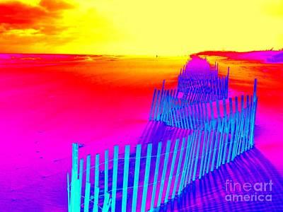 Photograph - Beach Dream by Ed Weidman