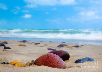 Europa Photograph - Beach Dreams In Skagen by Inge Johnsson