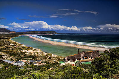 Photograph - Beach In Noordhoek South Africa  by David Smith