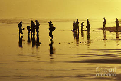 Photograph - Beach, Java, Indonesia by Ron Sanford